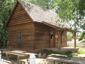 Hancock Cabin in Taylor Az